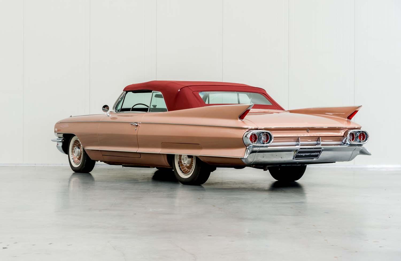 1961 Cadillac Eldorado Biarritz Lhd Price Estimate 230000 250000 El Dorado Lot 11 Of 26