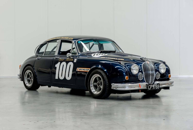 1962 Jaguar Mkii 3 8 Litre Manual Racing Car Price Estimate