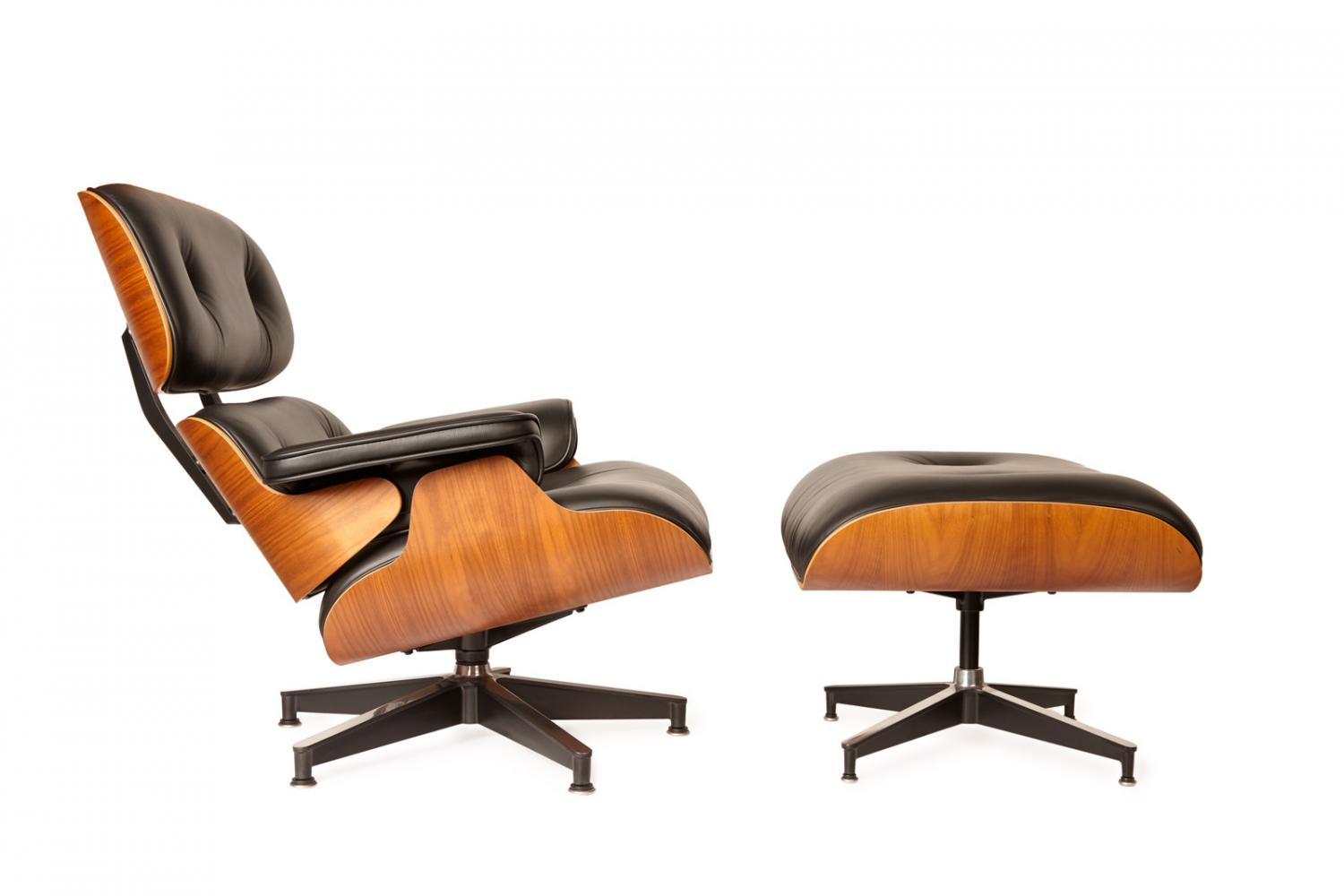 Hervorragend Lot 344A Of 243: CHARLES U0026 RAY EAMES Lounge Chair And Ottoman