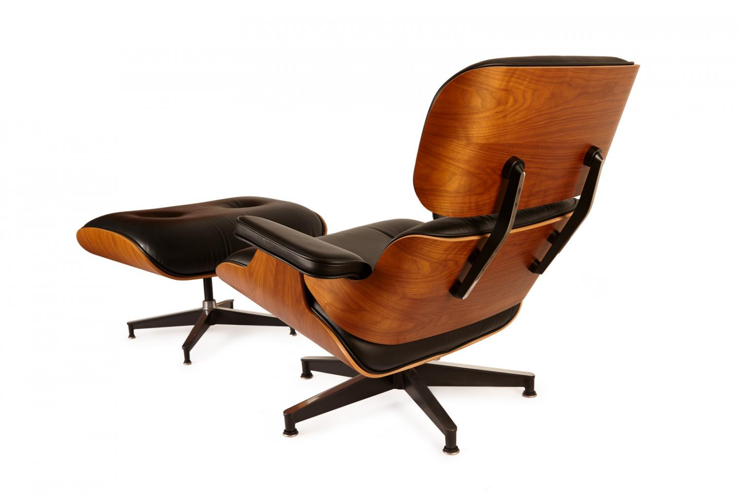 charles ray eames lounge chair and ottoman price estimate 4000