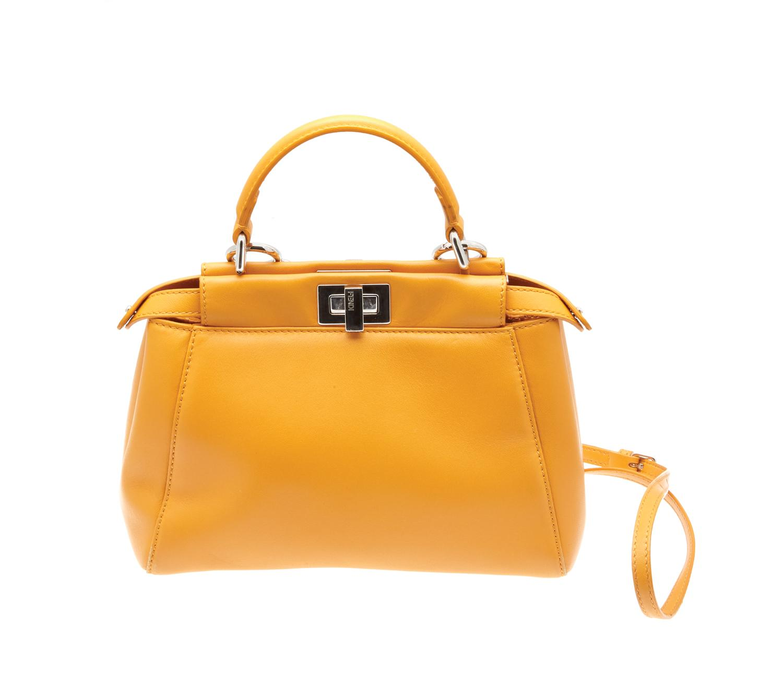 9af2b1316c Fendi Peekaboo Mini Handbag - Price Estimate: $850 - $1300