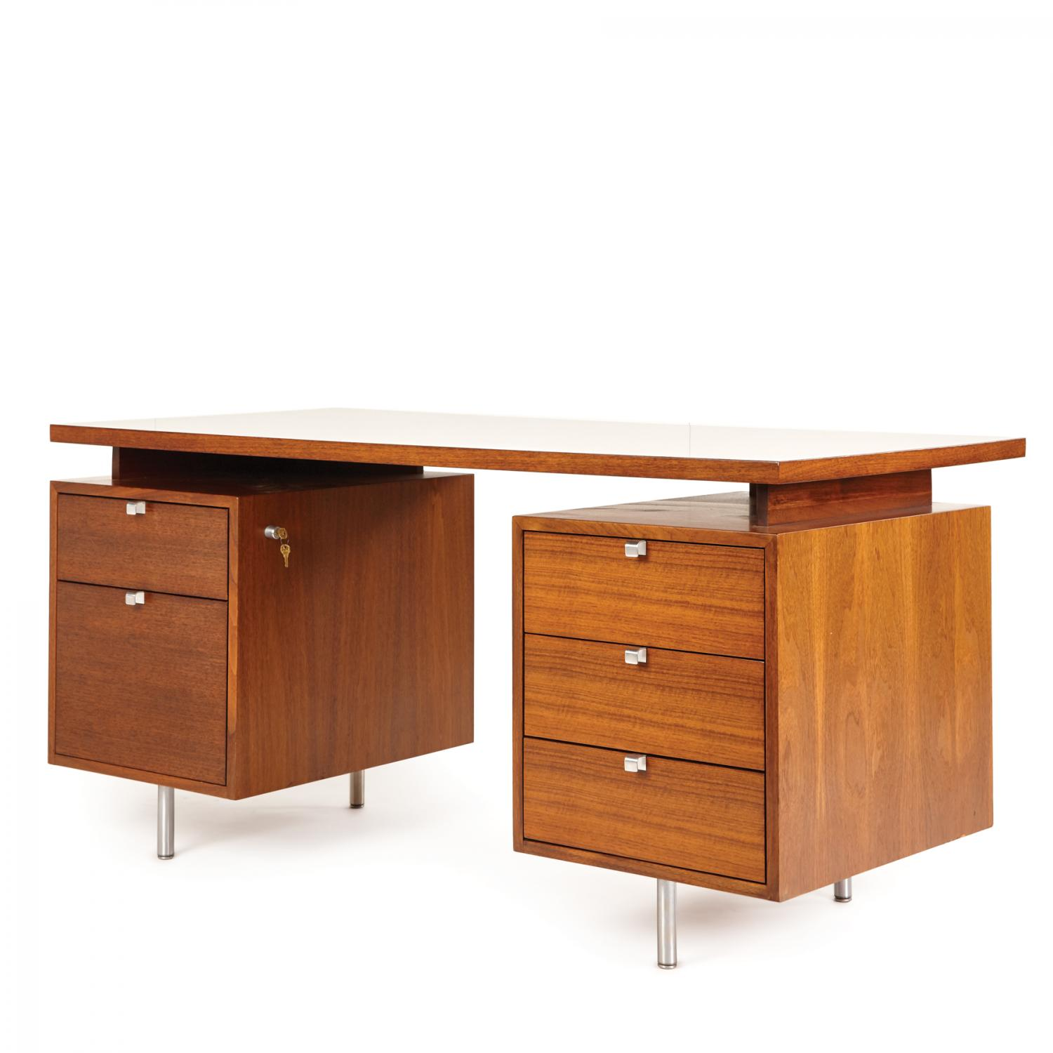sneakers for cheap 6cee5 00b3f A George Nelson for Herman Miller Desk - Price Estimate ...