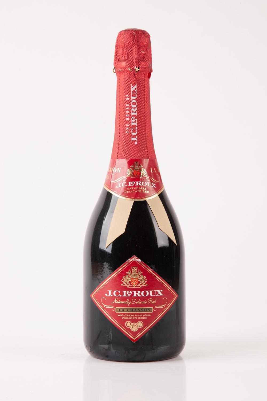 1 Nv Jc Le Roux La Chanson Sparkling Red Wine South Africa 7 5 Abv Price Estimate 4 6