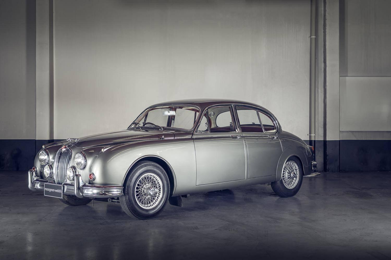 1966 JAGUAR MK II 3.8-LITRE MANUAL SALOON - Price Estimate ...