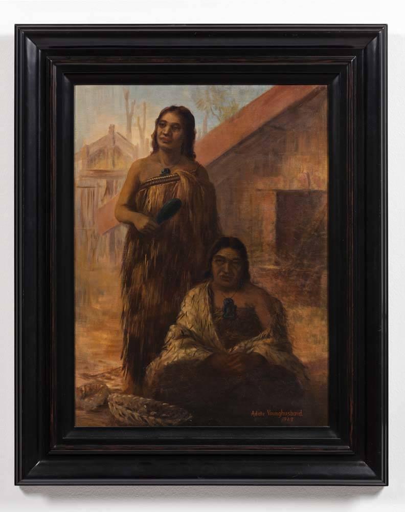 Adele Younghusband Maori Wahine Price Estimate 45000 65000